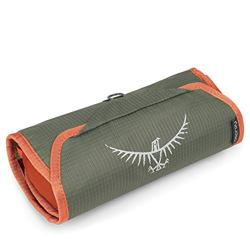 Osprey Ultralight Washbag Roll - Poppy Orange