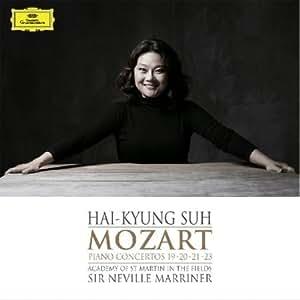 MOZART : PIANO CONCERTO NOS.19 & 20 & 21 & 23 [2CD] (Korea Edition)