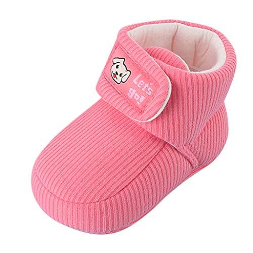 9-12 6-9 3-6 Mois Chaussures B/éb/é Binggong Chaussures Chaussures B/éb/é en Cuir Souple Chaussons B/éb/é Chaussures Premiers Pas