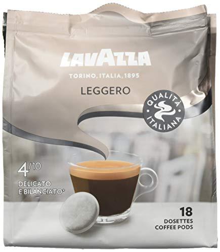 Lavazza Pads Leggero, 10er Pack (10 x 125 g)