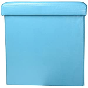 EVIDECO 9643110, azul turquesa, 35 x 35 x 35 cm (largo x ancho x alto).