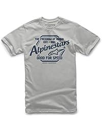 Amazon.es  Plateado - Camisetas y tops   Otras marcas de ropa  Ropa 427f3dc6789