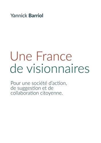 Couverture du livre Une France de visionnaires