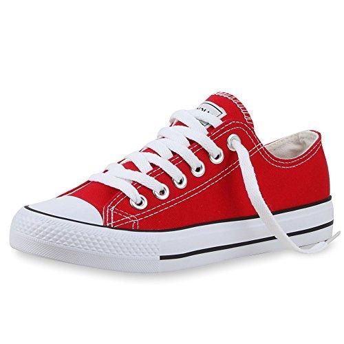 Japado , Sneakers Basses femme Rot Weiss