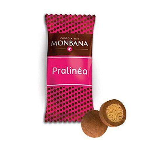 200 Pralinéa Monbana (croustilles de céréales pralinées)