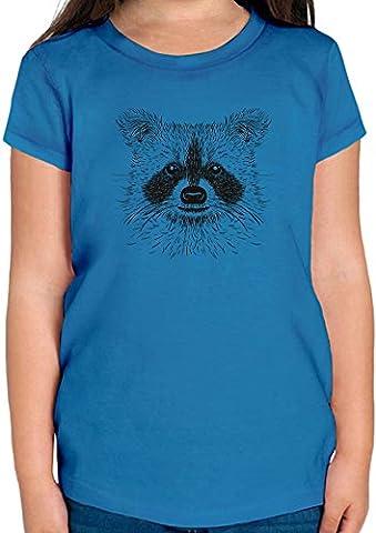 Raccoon T-shirt Fille 12+ yrs