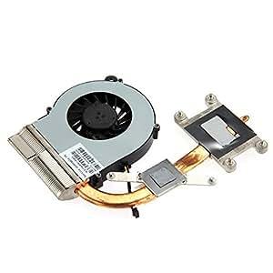 Ventilateur Refroidisseur Cooler pour Intel CPU PC Portable Laptop HP G42 G62