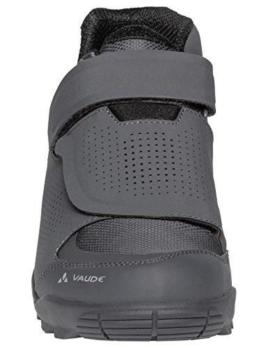 Vaude Unisex-Erwachsene AM Downieville Mid Mountainbike Schuhe, Grau (Iron 844), 38 EU