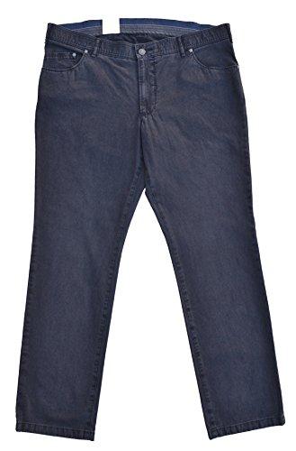 Preisvergleich Produktbild Eurex Brax Jeans Ken 340 Perfect Cut Short Rise Schwarz washed U-Größe 28U/W42 L32