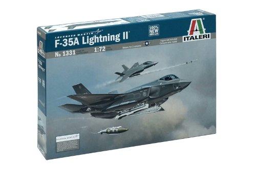 Italeri 1331 - lochkeed f-35 a lightning ii modellismo aerei model kit scala 1:72