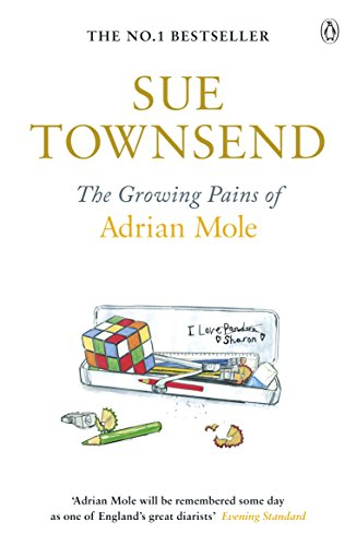 The Growing Pains of Adrian Mole: Adrian Mole Book 2 (English Edition) por Sue Townsend