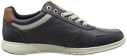 Mustang Herren 4115-305-820 Sneakers Blau (820 Navy)
