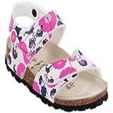 Papillio by Birkenstock Kids Bari B/Flor Narrow Casual Sandal