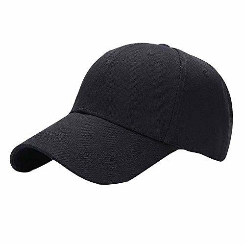 iYmitz Homme/Femme Casquette de Baseball en Casquette en Casquette Réglable Chapeau Sportif Hat Bonnet Flat Cap pour Randonnée/Outdoor/Voyag