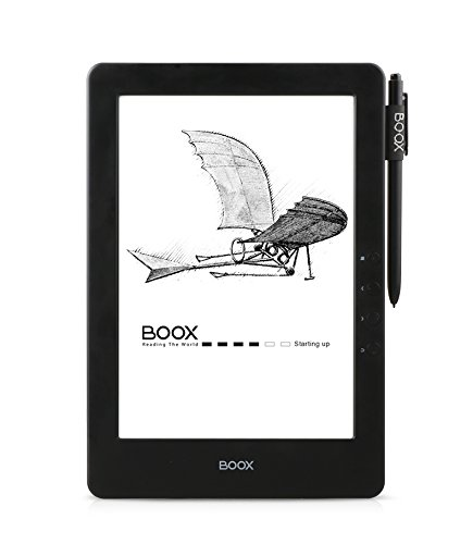 BOOX N96 Carta+ eReader, 24,6 cm (9,7 Zoll) E-ink Carta Display(1200×825 ppi) mit Dual Touch, Google Play, 16GB, WLAN+BT, mit Stylus Pen - mit Spezialangeboten