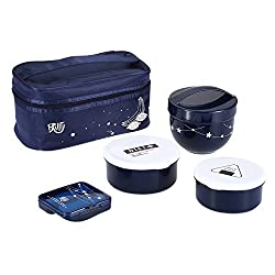 Generic Foldable Lunch S Food Storage Containers Household Food Fruits Holder Camping Road Trip Portable Houseware Lunch Sets