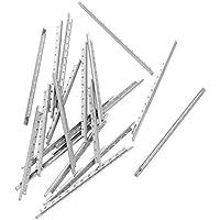 "Traste Cable - SODIAL(R) 19pcs Traste Cable Cobre Set 1.7mm por 26"" Ukulele"