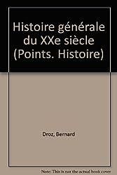 Histoire générale du XXe siècle