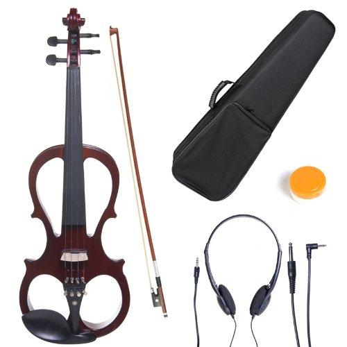 cecilio-3-4cevn-1na-size-3-4-electric-violin-mahogany