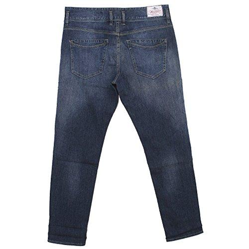 Herrlicher Damen Boyfriend Jeans Raya Boy Denim Blue Used