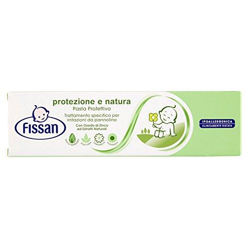 Fissan pasta protezione e natura - 75 ml