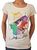 Photo de RD LINE T-Shirt Lady Gaga customisé à la Main Femme par RD LINE