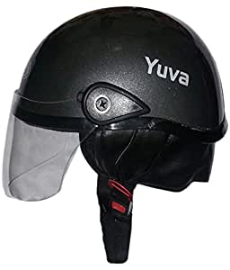 Armex Helmets - Yuva - Open Face Grey Helmet (Female)