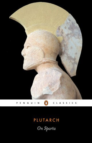 On Sparta (Penguin Classics) by Plutarch (2005-12-27)