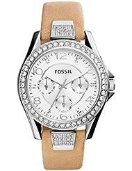 Damen-Armbanduhr Fossil ES3889