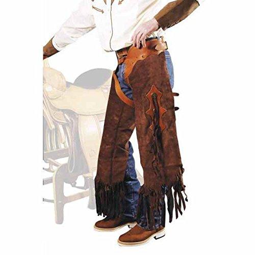 Neo Skin Western Chaps Lakota Wildleder Typ Montage Rodeo Western Lakota -
