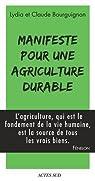 Manifeste pour une agriculture durable par Bourguignon
