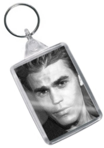 PAUL WESLEY - Original Art Keyring #js005