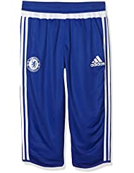 Adidas pantalon 3/4d'entraînement/trois quarts de Chelsea FC