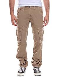Ritchie Pantalon Cargo Cedrik - Homme
