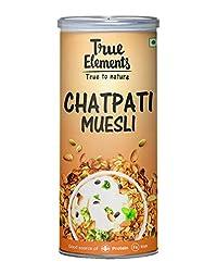 True Elements Chatpati Muesli 400gm