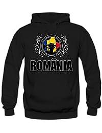 Rumänien EM 2016 #2 Hoody | Fußball | Herren | Trikot | Nationalmannschaft © Shirt Happenz