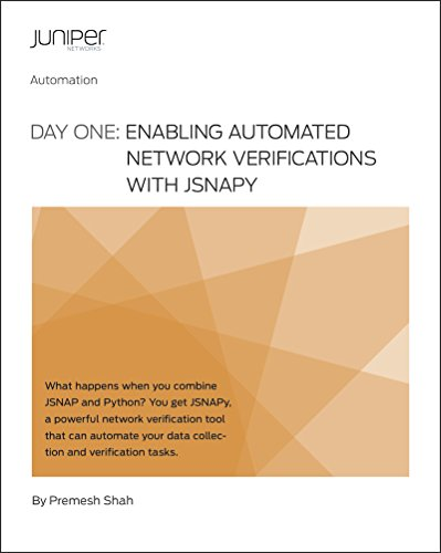 day-one-enabling-automated-network-verifications-with-jsnapy-english-edition
