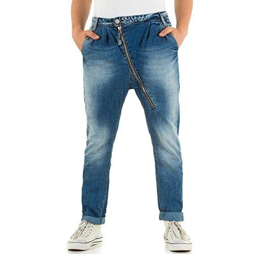 Ital-Design - Jeans - Homme Bleu