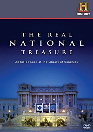 The Real National Treasure [DVD] by n/a