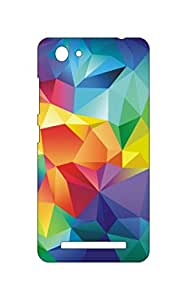 Jd Associates Printed Case And Cover For Gionee F103 Pro