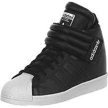 Vue Par Up Adidas Noire Talon Compense Paire chaussures Superstar 80wOXnPk