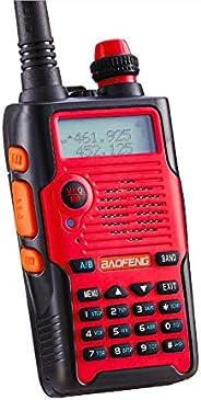 راديو بوفنغ UV-5R اللاسلكي اللاسلكي اللاسلكي ثنائي الاتجاه 136-174/400-520ميغاهيرتز VHF/UHF ثنائي الموجات اللاسلكية 128 قناة
