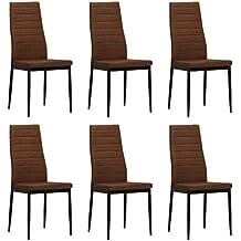 Stühle Esszimmer Modern | Suchergebnis Auf Amazon De Fur 6 Esszimmer Stuhle Modern