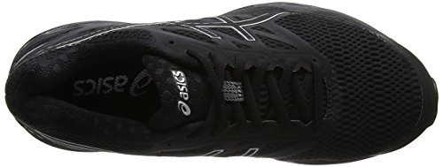 Asics T6c3n9093, Chaussures de Running Entrainement Homme, Noir Noir