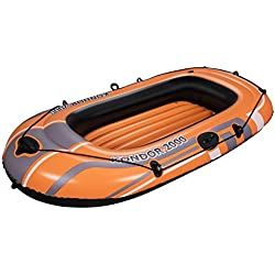 Barca Hinchable Bestway Hydro-Force Kondor 2000 Para 1 persona , 1.88m x 0.98m