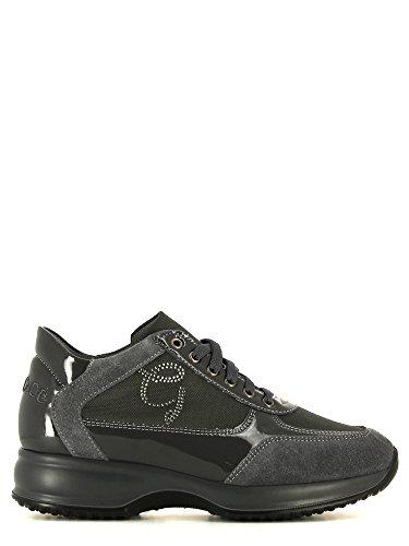 Grace shoes M907 Scarpa lacci Donna Nocciola 35