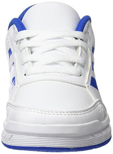 outlet store 5ebee 06948 adidas Altasport Cf, Chaussures de Fitness Fille, Blanc Rose blanc bleu  ...