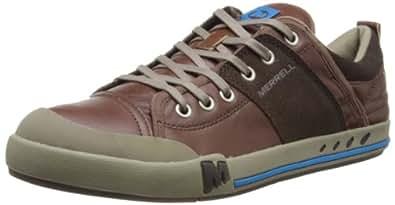 Merrell Rant Evo, Men's Lace-Up Trainer Shoes - Brown (Potting Soil), 7 UK