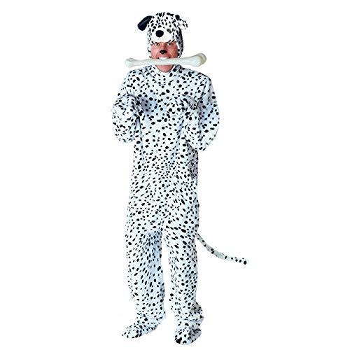 Disfraz Dálmata Adulto para Carnaval (Talla M) (+ Tallas) Animales