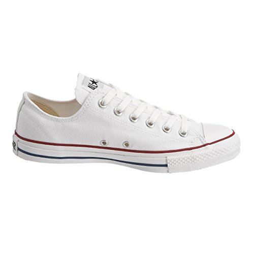 Converse AS HI CAN OPTIC. WHT M7650, Unisex-Erwachsene Sneaker Optisch, Weiß